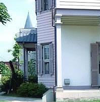 南山手地区町並み保存センター外観